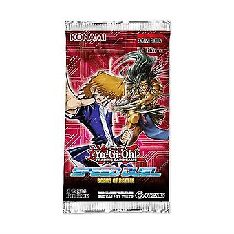 Yu-Gi-Oh TOTK Speed Duel-Trials of The Kingdom Booster Packet (Pack de 36)