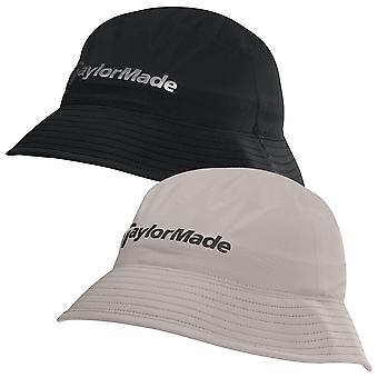 Taylormade Mens Element Storm Water Resistant Golf Bucket Hat