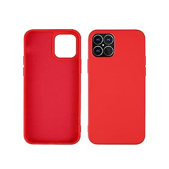 Shock-resistant mobile case for iPhone 12 Mini Red