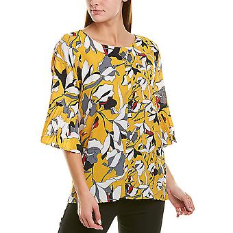 French Connection | Aventine Floral-Print Top