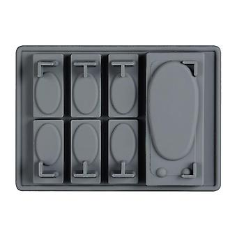 Ice Cube Mold Cake Decorating Moulds Siliconen Mallen