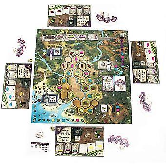 Ceylon Board Game
