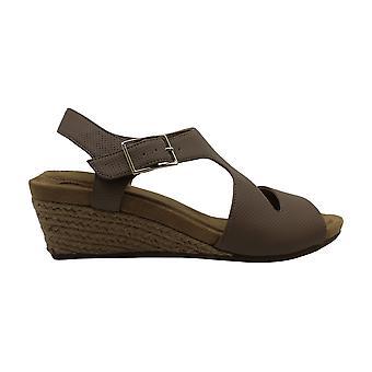 Giani Bernini Womens Belinaa Open Toe Casual Platform Sandals