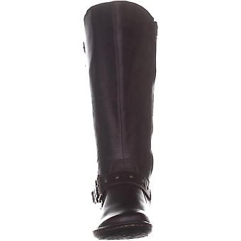 B.O.C Womens Oliver Leather Closed Toe Knee High Fashion Boots