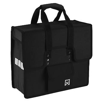 Willex Bicycle Bag 18 L Black 10101