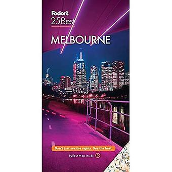 Fodor's Melbourne 25 Best (Full-color Travel Guide)