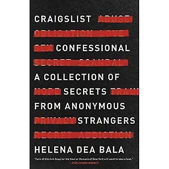 Craigslist Confessional: Kokoelma salaisuuksia anonyymeiltä muukalaisilta