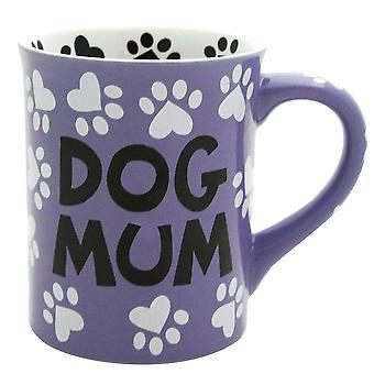 Our Name Is Mud Dog Mum Mug