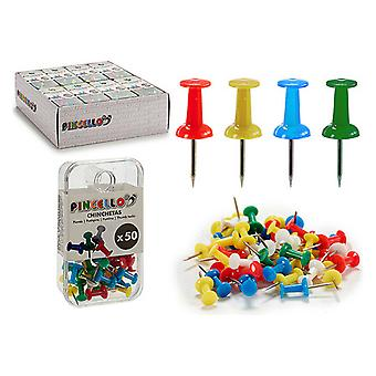 Drawing pins (50 Pieces)
