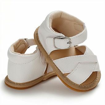 Liukumaton, Pu-nahka, Kiinteät hengittävät sandaalit vauvoille