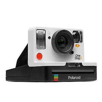 Polaroid originals 9008 one step 2 view finder instant i-type camera - white