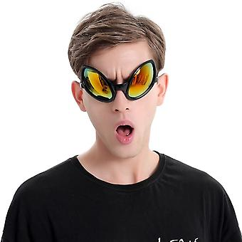 Alien Glasses,funny Alien Mask,party  Green Sunglasses,party Supplies Decoration Gift