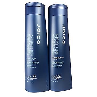 9406 Een joico vocht herstel hydraterende shampoo 10.1 oz en conditioner 8.5 oz duo voor dik grof droog haar