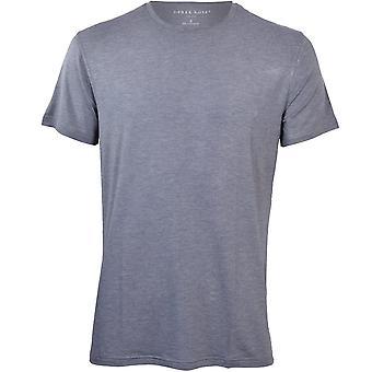 Derek Rose Micro Modal Crew-Neck T-Shirt, Charcoal