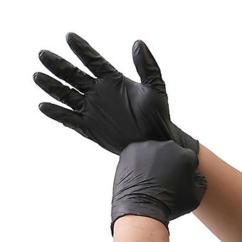 100pcs Food Grade Waterproof Allergy Free Disposable Work Safety Gloves,