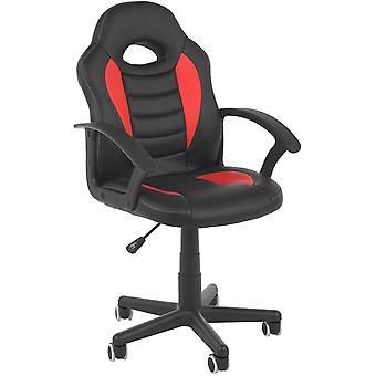 Irodai szék GT SPORT fekete-piros