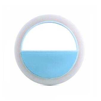 Usb Charge Led Selfie Ring Light For Phones