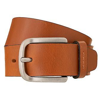 BRAX belts men's belts leather belt cowhide leather Cognac 2347