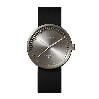 Leff Amsterdam LT71001 D38 Steel Tube Wristwatch