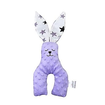 Baby Bunny Soothing Sleeping Plush Doll Can Be Imported Toy