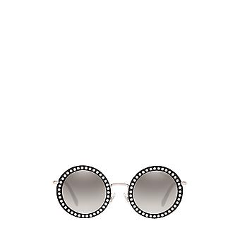 Miu Miu MU 59US black female sunglasses