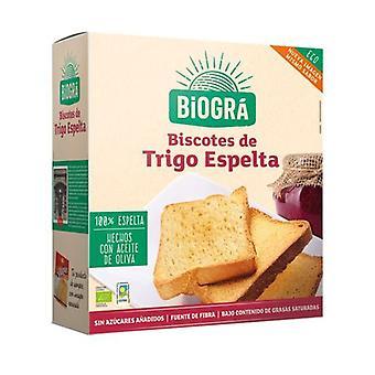 Organic Spelt Sugar Free Biscotes 270 g