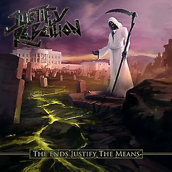 Justify Rebellion - Ends Justify The Means [Vinyl] USA import