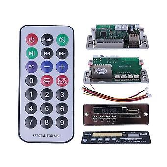Håndfri Usb Bluetooth Mp3-spillerkortmodul med fjernkontrollbil