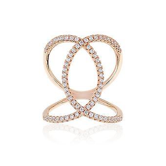 Ladies' Ring Sif Jakobs R0059-CZ-RG