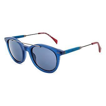 Unisex Sonnenbrille Tommy Hilfiger TH-1348S-JU7 (ø 49 mm) (Blau)
