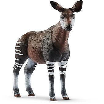 Okapi USA importeren