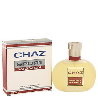 Chaz Sport Eau De Toilette Spray By Jean Philippe 3.4 oz Eau De Toilette Spray
