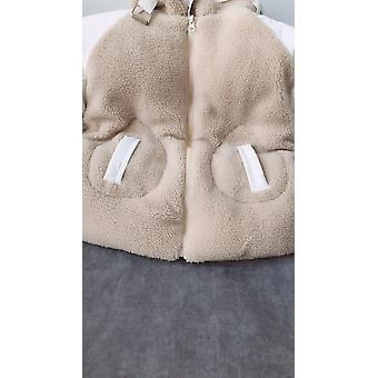 Winter Thick Warm Parkas, Baby Fleece Coat Jacket Outerwear
