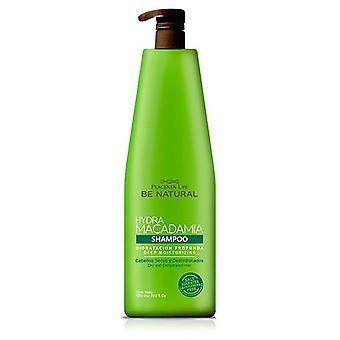 Be Natural Hydra Macadamia Shampoo 1000 ml