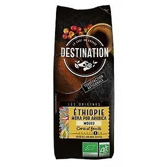 Destination Ground Coffee Ethiopia Mocha 100% Arabica 250 gr