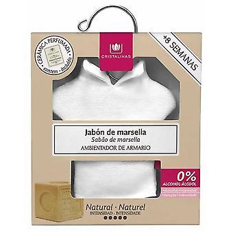 Cristalinas Air freshener T-shirt Wardrobe Soap Marseille