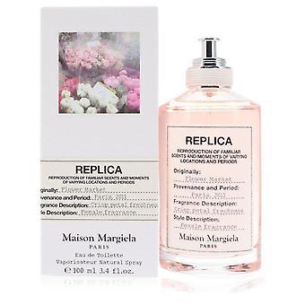 Replica flower market eau de toilette spray by maison margiela 553188 100 ml