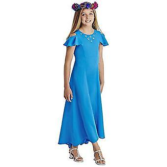תבניות תפירה פשטות 1212 בנות שמלות ילדים גודל 8 1/2 - 16 1/2 BB