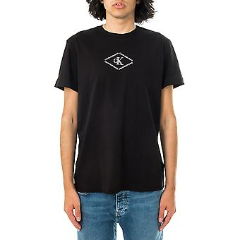 Calvin Klein ck monotriangle camiseta masculina teej30j317448.beh