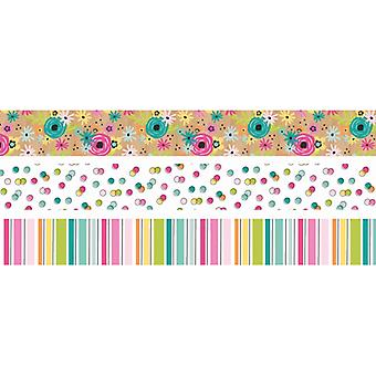 Simple Stories Washi Tape - Oh Happy Day