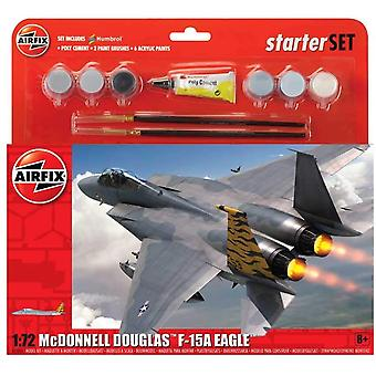 Airfix A55311 Grande Conjunto de Partidas - McDonnell Douglas F-15A Eagle