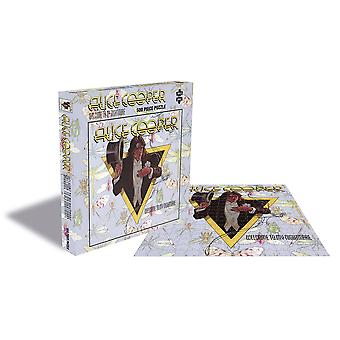 Alice cooper - welcome to my nightmare 500pc puzzle