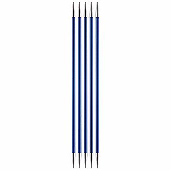 KnitPro Zing: Knitting Pins: Double-Ended: Set of Five: 15cm x 4.00mm