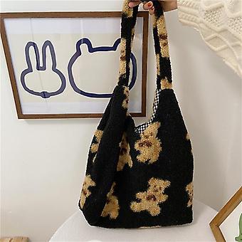 New Original Design Tote Plush Shoulder Bags, Bags