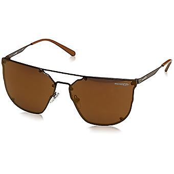 Arnette Hundo-P1, Adult Unisex Sunglasses, Brown (Brown), 63