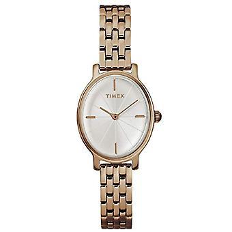 Timex analoginen kvartsikello nainen ruostumattomasta teräksestä hihna TW2R94000
