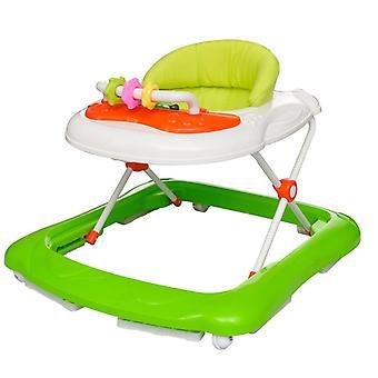 Babywalker Lauflernhilfe Gehfrei grün