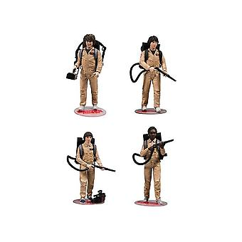 Ghostbuster 4 Pack Poseable Figure Set from Stranger Things