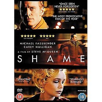 Schaamte DVD