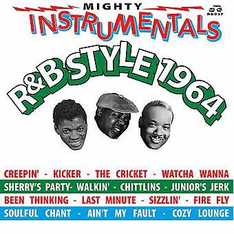 Various – Mighty Instrumentals R&B-Style 1964 Vinyl